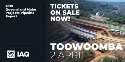 Launch of the 2019 Major Projects Pipeline Report (Toowoomba)