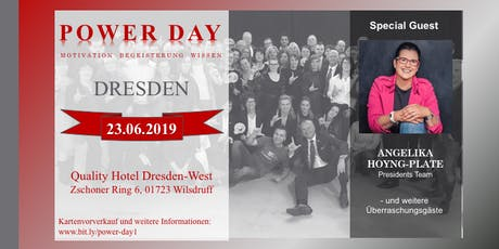 POWER DAY DRESDEN Tickets