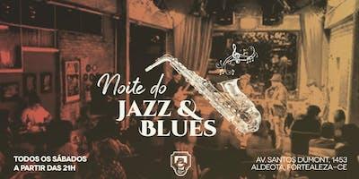 """Música ao Vivo - """"Noite do Jazz & Blues"""" - A partir das 21h"""