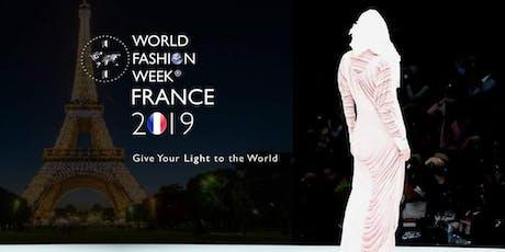International Fashion & Luxury Show - Paris Élysée Agence tickets