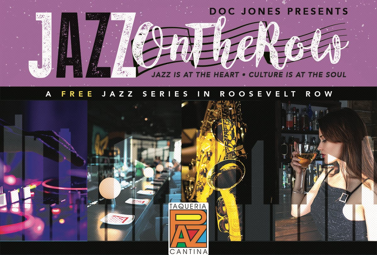 Jazz Meets Authors & Artists Happy Hour