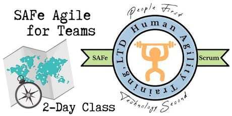 SAFe Agile For Teams Training tickets
