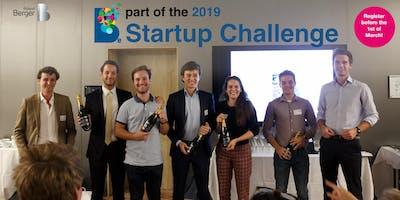 Roland Berger x 180DC: Startup Challenge