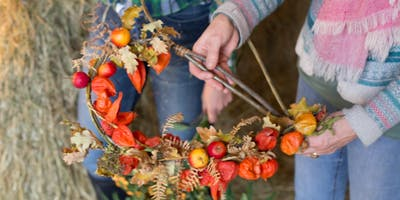 Autumn Floristry retreat weekend in the heart of the English Lake District.
