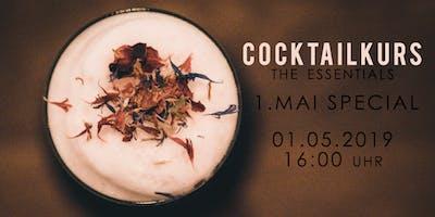 1. Mai Special: Cocktailkurs I The Essentials