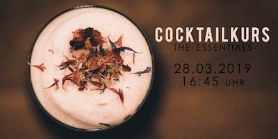 Cocktailkurs I The Essentials