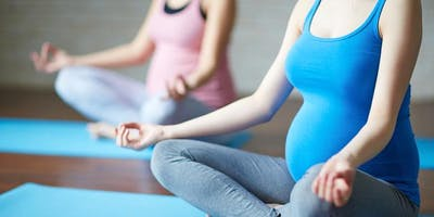 Prenatal Yoga - Prova per Mamma Felici - Il martedi alle 16h00