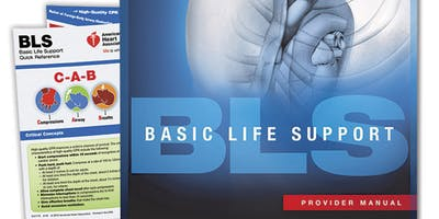 AHA BLS Renewal Course October 28, 2019 (The New 2015 Provider Manual is included!) from 2 PM to 4 PM at Saving American Hearts, Inc. 6165 Lehman Drive Suite 202 Colorado Springs, Colorado 80918.