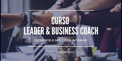 Curso Leader & Business Coach