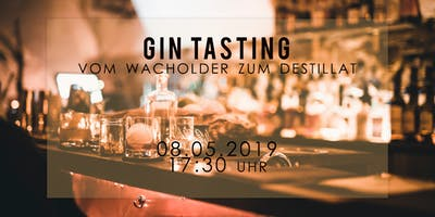 GIN Tasting I Vom Wacholder zum Destillat