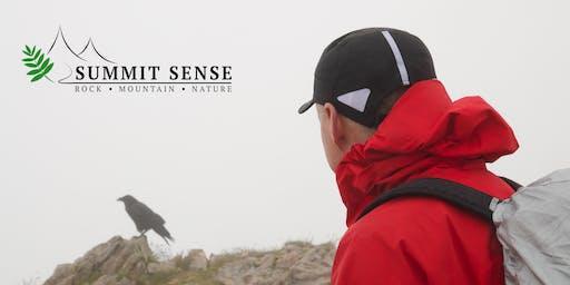Natural history below the summits