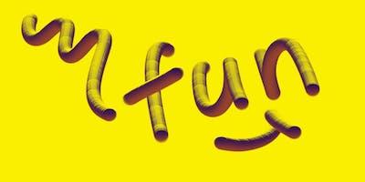 Fun! Writing Calligraphy/ Kalligrafie and Have Fun