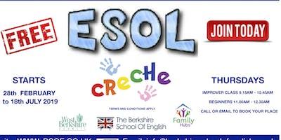 ESOL - English Classes
