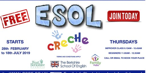ESOL - English Classes