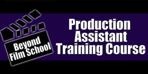 Set Production Assistant Training