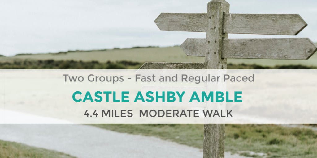 CASTLE ASHBY AMBLE | NORTHANTS WALK | 4.4 MIL
