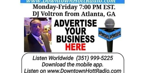 DowntownHottRadio The Hottest Hip Hop and  R&B With DJ Voltron