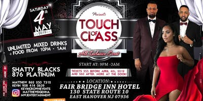 Touch Of Class An All-inclusive event