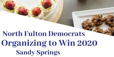 N. Fulton Democrats Organizing to Win 2020