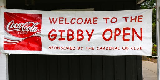 "2019 ""Gibby Open"" SPQB Golf Outing  Scholarship Fundraiser"