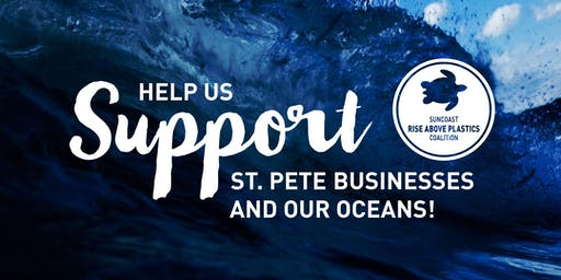 Help St. Pete businesses kick plastic!