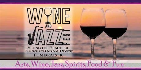 Arts, Wine & Jazz Fest tickets