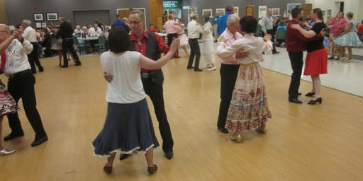 Round Dance Basics - Two-step and Waltz
