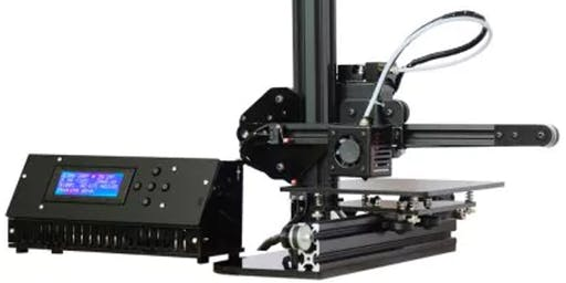 Build a Tronyx X1 3D Printer! - July 2-5, 2019, ages 13 to 17