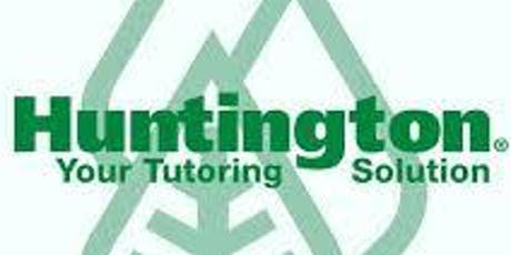 INFO SESSION - Weekend Tutoring Sessions At HLC-DC tickets