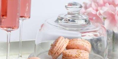 Macaron and Massage with Molton Brown