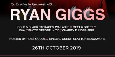 An Evening to Remember with Ryan Giggs