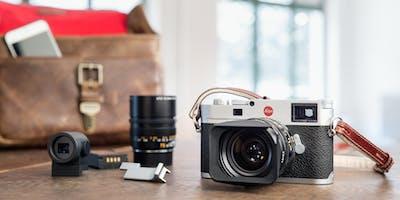 Fotografieren mit Leica M