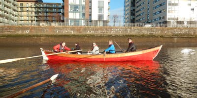 Sunday 12noon members-only rowing session. Skippers: Fiona & Ian
