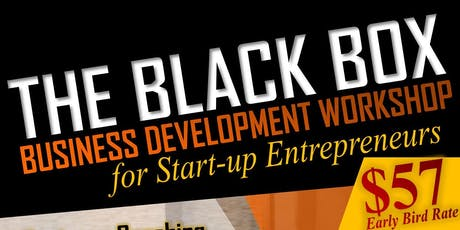 The Black Box BUSINESS DEVELOPMENT Conference  tickets