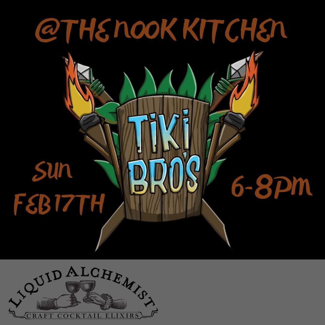 Tiki Bros Social Hour