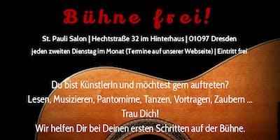 """""""Bühne frei!"""" Dresden"""