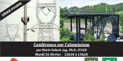 Est-ce possible de faire des ponts avec le matériau aluminium ?