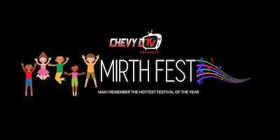 ANNUAL MIRTH FEST