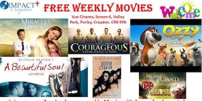 FREE Sunday Movie