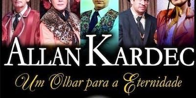 Espetáculo Allan Kardec