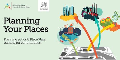 Planning your Places / Cynllunio eich Cynefinoedd tickets