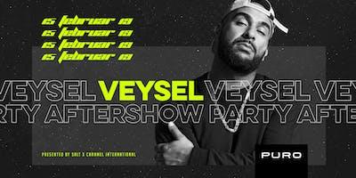 VEYSEL Aftershowparty