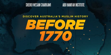 Before 1770 -  Sydney: Lidcombe tickets