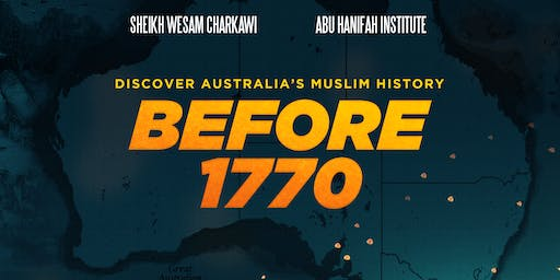 Before 1770 -  Sydney Reading 7:00 PM