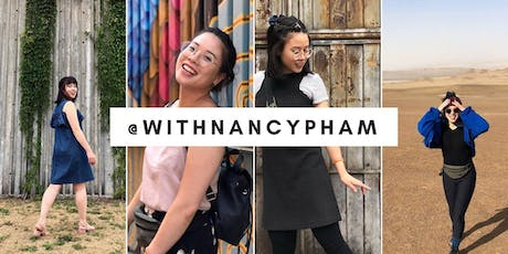 Model Like a Pro! // Beg-Int Posing Workshop // With Nancy Pham tickets
