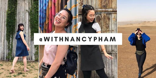 What to Do With Your Hands // Beg-Int Posing Workshop // With Nancy Pham