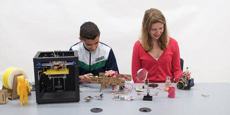 Zen Maker Lab Summer 2019 Camp – Week 2 Sampler - Science, Technology, Engineering, Art & Math (STEAM) - Aug 12-16, 2019, Ages 8 to 12 tickets