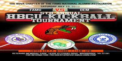 5th Annual HBCU Kickball Tournament and Picnic