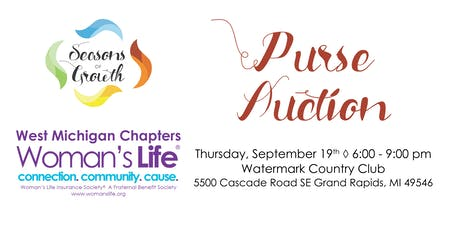 7th Annual Purse Auction Fundraiser tickets