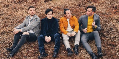 PNC Bank Arts Center  - American Authors VIP Upgrade